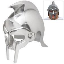 Medieval Gladiator Hand Forged Rhino Legacy Helmet Armor