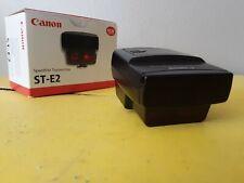 Canon Speedlite Transmitter St-E2 for 580Ex Ii 430Ex Ii 320Ex 270Ex Ii