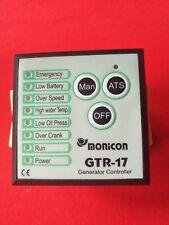 1pc Generator Controller GTR-17 Genset Parts Auto Start Stop Function