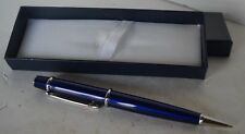 Vintage BB Cobalt Blue Ballpoint Pen MIB