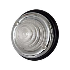 356 BEEHIVE BLINKER UNIT WITH WHITE LENS 644.631.009.00 PORSCHE INDICATOR