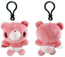 "Play Imaginative Gloomy Bear Baby Clip-On 3"" Pink Plush Doll Keychain"