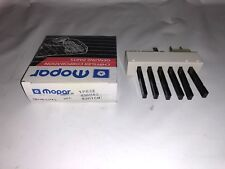 New in Box 79 92 Mopar A/C Heater Blower Switch 4361140 Plymouth Chrysler Dodge
