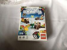 Lego Happy Holidays The Christmas Game Set 2010 VERY RARE BNIB