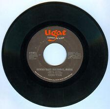 Philippines CORITHA Huwag Nang Malumbay, Mahal OPM 45 rpm Record