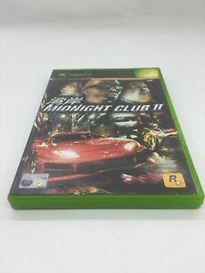 XBOX GAME MIDNIGHT CLUB II
