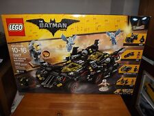 LEGO, THE BATMAN MOVIE, THE ULTIMATE BATMOBILE, KIT #70917, 1456 PIECES, NIB, 20