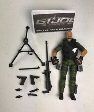 GI Joe Cobra Retaliation Figure Lot 2013 Battle-Kata Roadblock