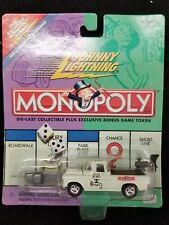 2000 JOHNNY LIGHTNING MONOPOLY WATER WORKS 1955 CHEVROLET CAMEO PICK-UP (G10)