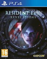 Resident Evil Revelations HD PS4 Brand New Factory Sealed UK PAL - UK SELLER