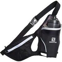 Salomon Hydration Belt Hydro 45 Degree Running/Hiking Belt for Water Bottle