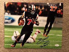 "BRANDIN COOKS (Oregon State) signed 11x14 photo~ ""Go Bears"" ~JSA/COA~proof pics"