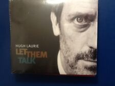HUGH. LAURIE.      LET. THEM. TALK.      CARD COVER EDITION.