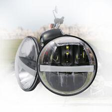 "2018 5-3/4"" 5.75"" LED Projector Headlight Daymaker DRL for Harley Davidson Dyna"