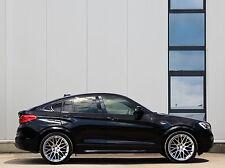 Impaktus Silber Alufelgen 10x22 Zoll 5x120 ET40 BMW X3 X4 F26 X83 winterfest NEU