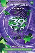 The 39 Clues Unstoppable: Bk. 4 by Gordon Korman (5 Disc CD set)