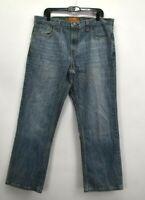 Red Camel Men's Size 36 x 30 Casual Wear 9914 Denim Blue Jeans Light Wash