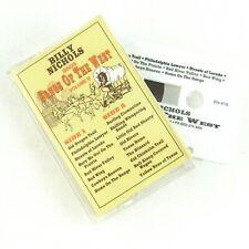 Billy Nichols Sings Songs of the West Volume II Cassette Western Cowboy Oregon