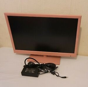 ALBA AMKDVD22PK Full HD LED TV/DVD Combi 12V - 3A For Boats, Trucks & Caravans