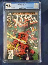UNCANNY X-MEN # 160 - CGC 9.8 - Marvel - 1982 - 1st app of adult Ilyana (Magik).