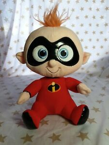 Disney Store. Incredibles 2. Jack-Jack. Official Plush Soft Toy.