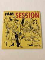 Norman Granz - Jam Session #1 LP Verve V-8049 10-5604 Mono Vinyl EXCELLENT