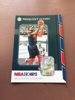 2019-20 Panini NBA Hoops Frequent Flyers 12 Paul George