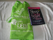 WELCOME TO THE B.E.A TOTE BAG with a FREE BOOK