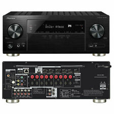 Pioneer VSX-933 7.2 CH 135W 4K Dolby Atmos DTS-HD Network AV Receiver Amplifier