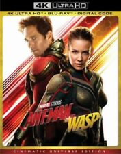 Ant-Man and the Wasp 4K Ultra HD Blu-ray/Blu-ray/Digital Code NEW Paul Rudd