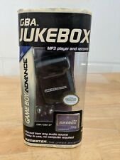 Game Boy Advance Jukebox (GBA) - MP3 Player & Recorder - Appears UNUSED