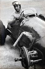 Kunstdruck - Ascari-Ferrari -Jean Behra - Juan Manuel Fangio - nl-Versandhandel