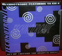 TECHNOTRONIC FT YA KID K - GET UP (BEFORE THE NIGHT IS OVER) 3 MIXES SYRT 8 1990