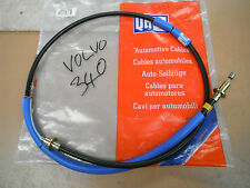 Volvo 340 series 1.4 clutch cable QCC1240  82 - 91 from chassis 797603