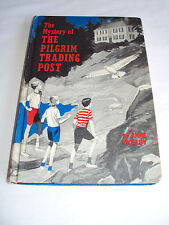 The Mystery of the Pilgrim Trading Post by Anne Molloy (1964 Hardcover) Good