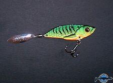 Leurre lame vibrante blade Vib Tailer 12gr 50mm pêche perche brochet chevesne