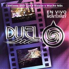 Duelo : En Vivo Desde Monterrey CD