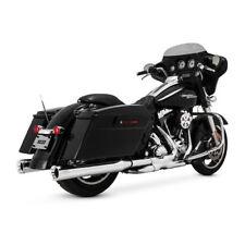Vance & Hines 400 Slip-Ons Chrome, for Harley - Davidson Touring 95-16
