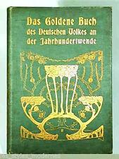 B. Pankok Art Nouveau Livre Allemagne de 1900 ° Guillaume II ° art nouveau Book