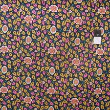 Free Spirit Snow Leopard Iznik PWSL011 Alanya Amethyst Fabric By Yard