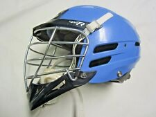 Cpx-R Cascade Lacrosse Helmet Adult Sizing Chrome Faceguard Spr Fit System Used