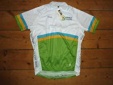Primal cyclisme jersey moyen très élégant full fermeture éclair velo bike shirt bnwt