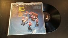 Bob Scobey's Frisco Band Rompin and Stompin LP RCA LSP-2086 Stereo
