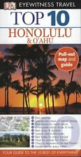 Top 10 Honolulu & Oahu (Eyewitness Top 10 Travel G
