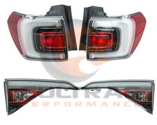 2017-2019 GMC Acadia Genuine GM Clear Darkened Tail Lights Lamps 84509641
