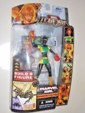 "MARVEL GIRL ( 6"") RARE ( DARK VARIANT ) 2007 HTF MARVEL LEGENDS ACTION FIGURE #1"