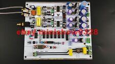 HiFi AD1865 X4 USB DAC decoder board Classical audio coa CS8416 + volume control