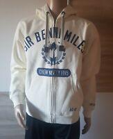 Sir Benni Miles Zip Hoodie Gr. L Pullover Oldschool Hip Hop 90s Skater Vintage
