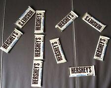 10x Hershey's Cookies'n'Creme weisse white Schokolade mit Keks a'43g