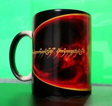 The One Ring Lord Of The Rings Magic Colour Change Mug Fan Art